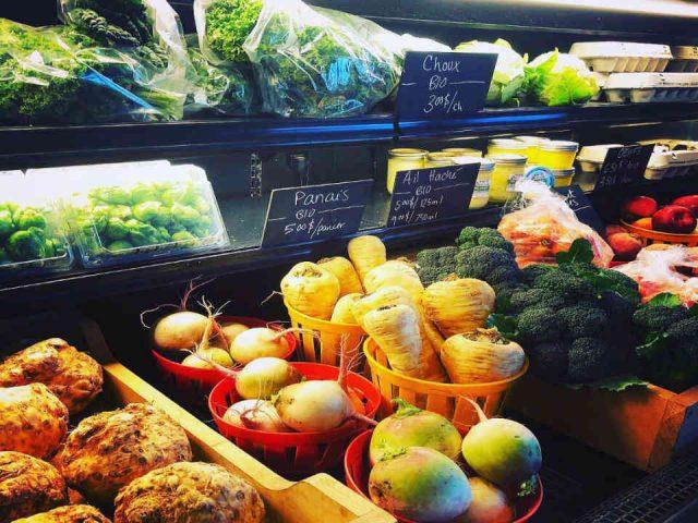 Fermiers de famille légumes bio Jardin chez Julie et Lova Salaberry-de-Valleyfield Ulocal produit local achat local