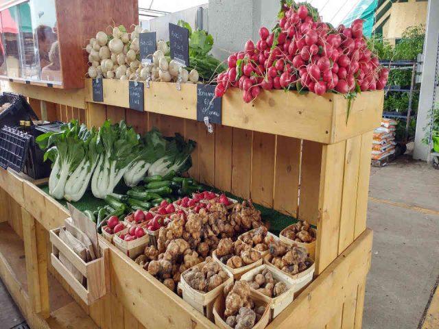 Fermiers de famille fruits et légumes bio La Ferme De La Berceuse Wickham Ulocal produit local achat local