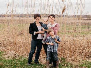 Fermiers de famille fruits et légumes bio La Récolte des Dames Sainte-Angèle-de-Monnoir Ulocal produit local achat local