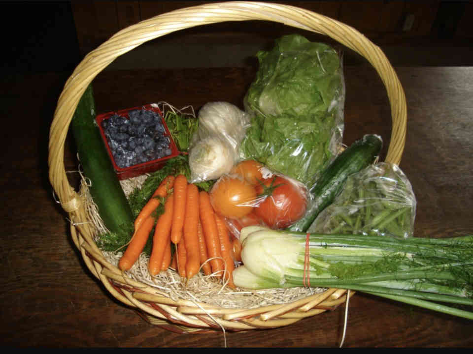 Family Farmers Organic Fruit Baskets Organic Vegetables Ulocal Local Product Local Purchase