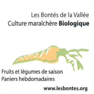 Farmers of family fruits and vegetables baskets organic The Bontés of the Saint-Chrysostome Valley Ulocal local product local purchase