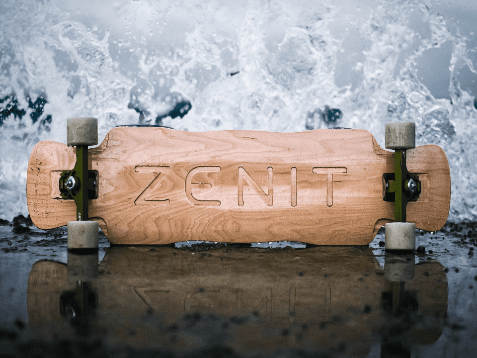 Longboard Crafts Zenit Longboards Montreal Ulocal local product local purchase