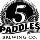 Microbrasserie logo 5Paddles Brewing Company Whitby Ulocal produit local achat local