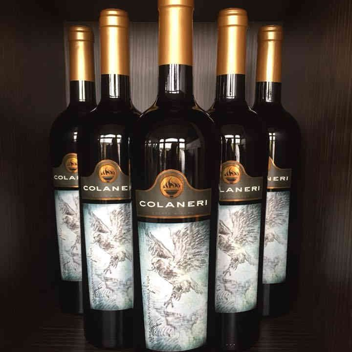 Vineyard wine bottles Colaneri Estate Winery St. Catharines Ulocal local product local purchase