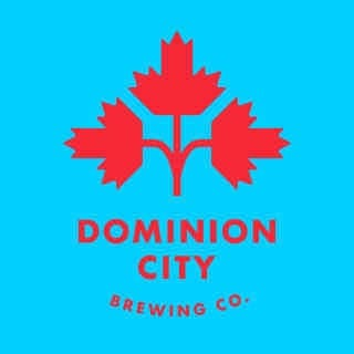Microbrasserie logo Dominion City Brewing Company Ottawa Ulocal produit local achat local