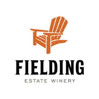 Vineyard Logo Fielding Estate Winery Lincoln Ulocal Local Product Local Purchase