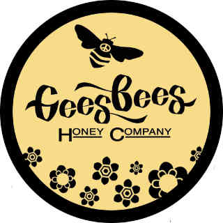 Beekeeper logo Gees Bees Honey Company Ottawa Ulocal local product local purchase