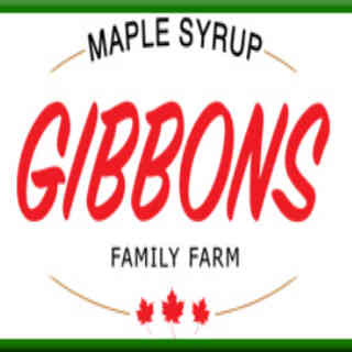 Sugar shack logo Gibbons Family Farm Maple Sugar House Frankville Ulocal local product local purchase