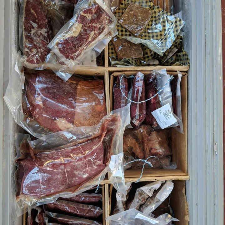 Vente de viande viande Grazing Days Farm Saint-André-Avellin Ulocal produit local achat local