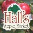 Autocueillette logo Halls Apple Market Brockville Ulocal produit local achat local