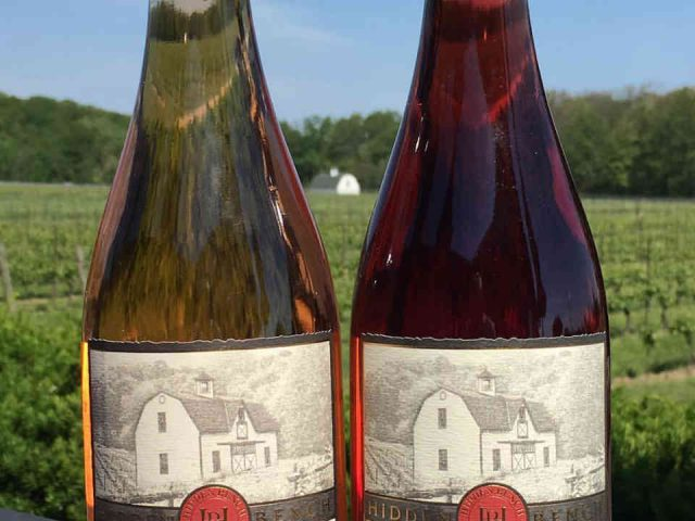 Vignoble bouteilles de vin Hidden Bench Estate Winery Lincoln Ulocal produit local achat local
