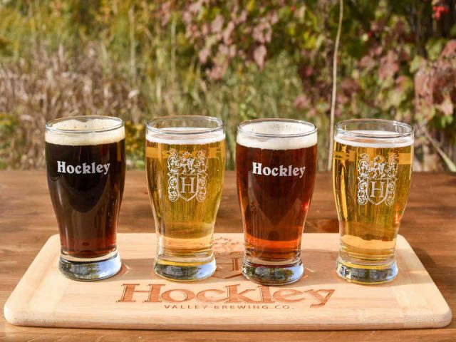 Microbrasserie bières Hockley Valley Brewing Company Orangeville Ulocal produit local achat local