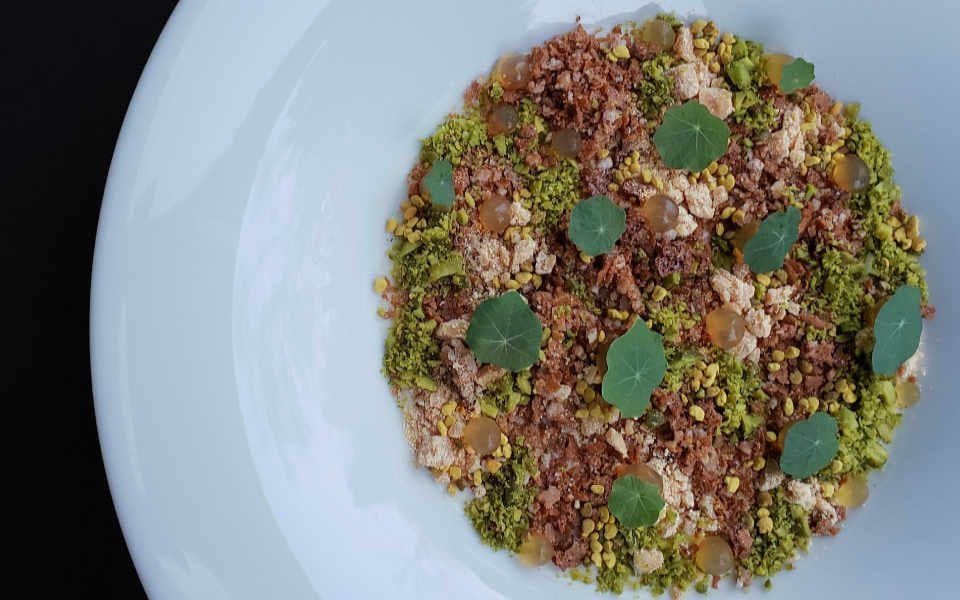 restaurant nouriture Il caminetto whistler ulocal produits local achat local