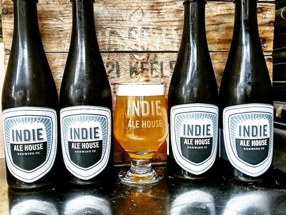 Microbrewery beer bottles Indie Ale House Toronto Brewing Company Ulocal local product local purchase