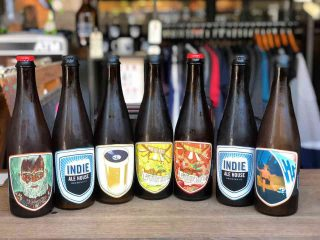 Microbrasserie bouteilles bière Indie Ale House Brewing Company Toronto Ulocal produit local achat local