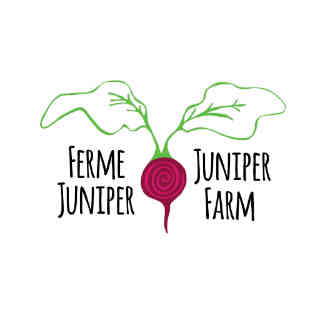 Marché de fruits et légumes logo Juniper Farm Wakefiled Ulocal produit local achat local