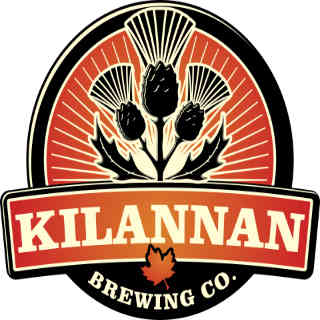 Microbrewery logo Kiliannan Brewing company Owen Sound Ulocal local porduit local purchase