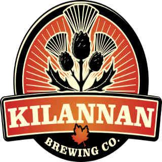 Microbrasserie logo Kiliannan Brewing Company Owen Sound Ulocal porduit local achat local