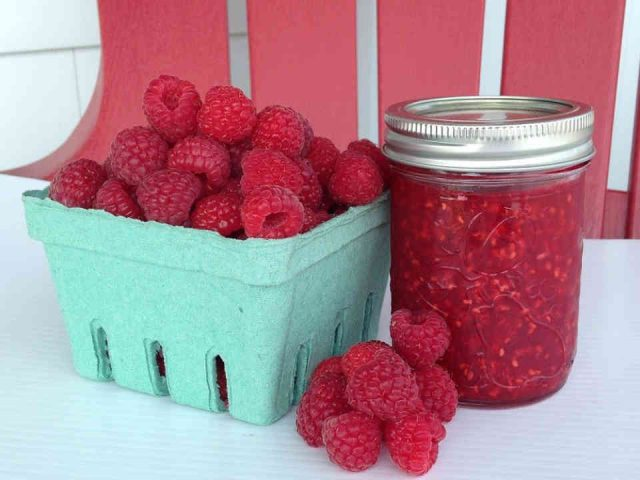 Auto-cueillette framboises Kinburn Berries Kinburn Ulocal produit local achat local