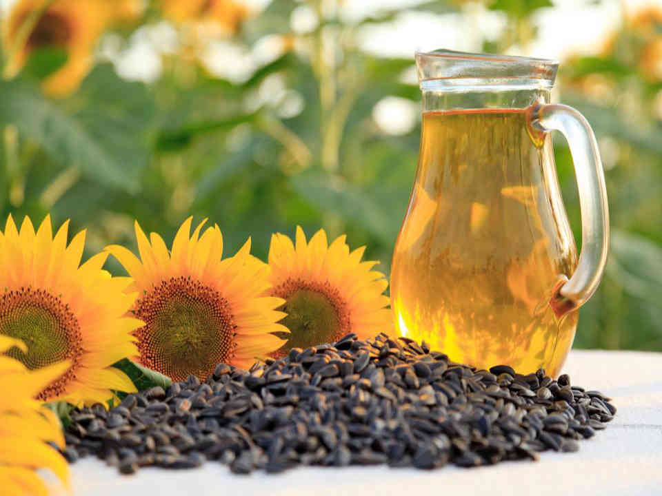 Food Sunflower Seeds Oil Kricklewood Farm Frankville Ulocal Local Product Local Purchase