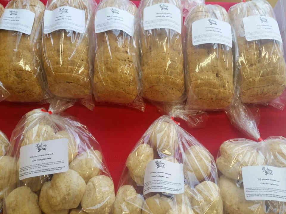 Boulangerie artisanale miche de pain et petits pains Kulture Foods Gatineau Ulocal produit local achat local