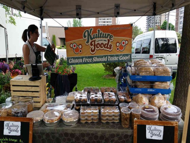 Boulangerie artisanale kiosque Kulture Foods Gatineau Ulocal produit local achat local