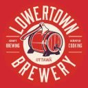 Microbrasserie logo Lowertown Brewery Ottawa Ulocal produit local achat local