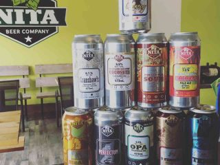 Microbrasserie cannettes bière Nita Beer Company Ottawa Ulocal produit local achat local