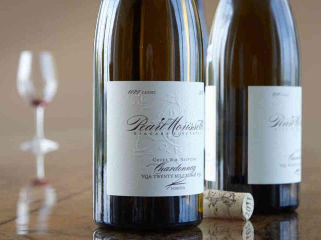 Vignoble bouteilles de vin Pearl Morissette Lincoln Ulocal produit local achat local