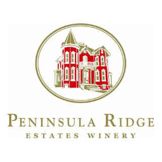 Vineyard logo Peninsula Ridge Estates Winery Lincoln Ulocal Local Product Local Purchase