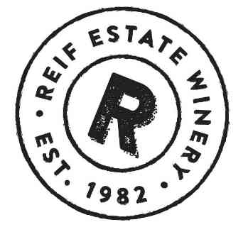 Vineyard logo Reif Estate Winery Niagara-on-the-Lake Ontario Canada Ulocal Local Product Local Purchase