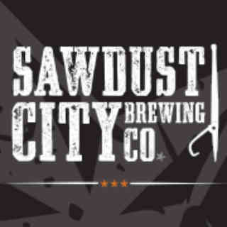 Microbrewery logo Sawdust City Company Brewey Gravenhurst Ulocal local product local purchase