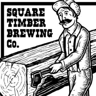 Microbrewery logo Square Timber Brewing Company Pembroke Ulocal local product local purchase