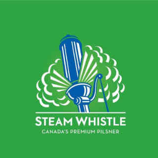 Microbrewery logo Steam Whistle Brewing Toronto Ulocal Local Product Local Purchase