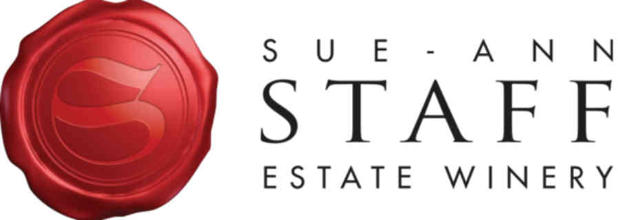 Vineyard logo Sue-Ann Staff Estate Winery Lincoln Ulocal Local Product Local Purchase