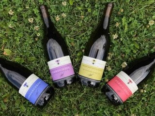 Vignoble bouteilles vin Tawse Winery Lincoln Ulocal produit local achat local