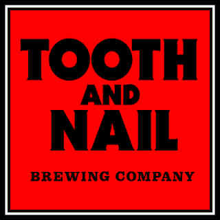 Microbrewery logo Tooth and Nail Brewery Ottawa Ulocal local product local purchase