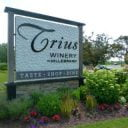 Vignoble enseigne Trius Winery Niagara-on-the-Lake Ulocal produit local achat local