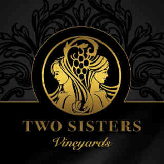 Vignoble logo Two Sisters Vineyard Niagara-on-the-Lake Ontario Canada Ulocal produit local achat local