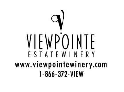Vineyard Wine logo Viewpointe Estate Winery Essex Ulocal Local Product Local Purchase