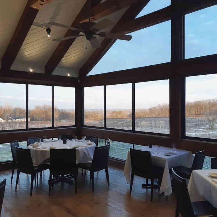 Vineyard restaurant Vineland Estates winery Lincoln Ulocal local product local purchase