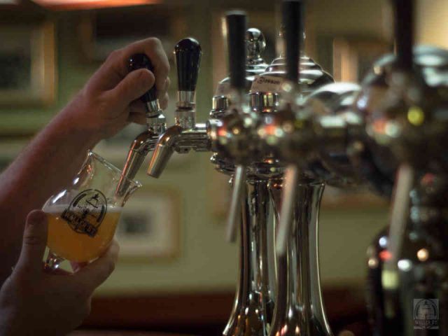 Microbrasserie bière en fût Waller Street Brewing Ottawa Ulocal produit local achat local