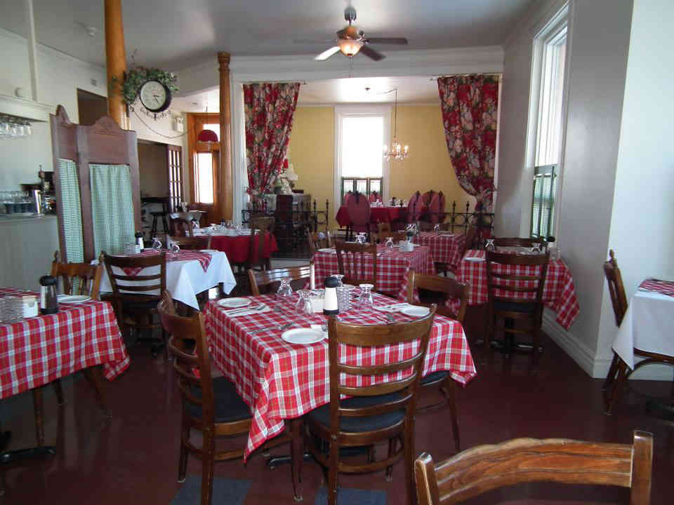 Restaurant Auberge Beauséjour Amqui Ulocal local product local purchase