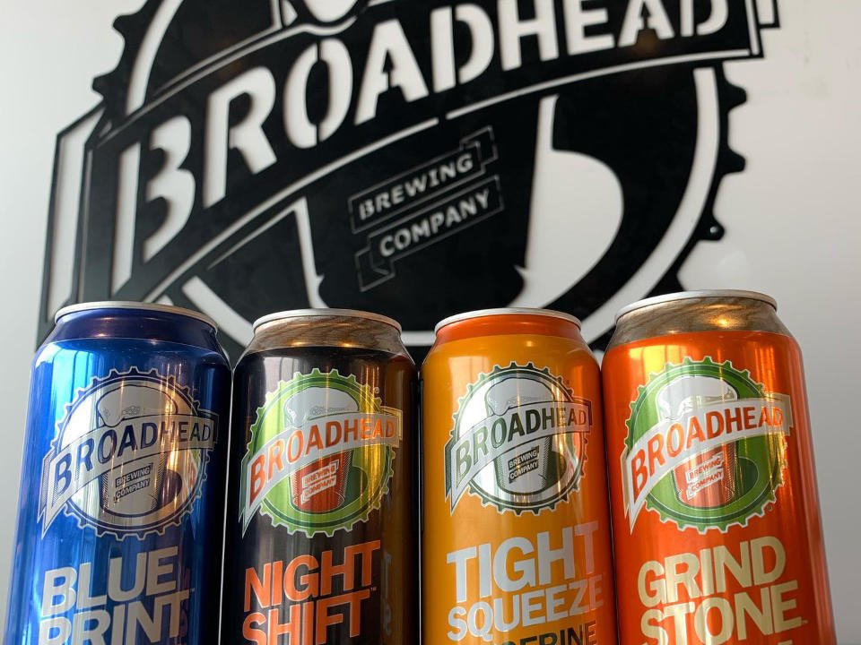 alcool Microbrasserie Broadhead Brewing Company Ontario Orléans ulocal produit local achat local