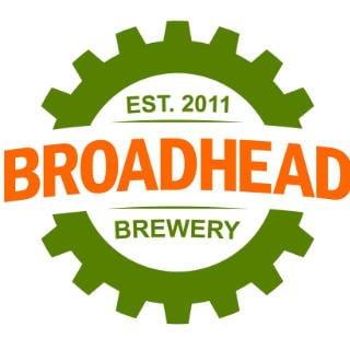 Logo Microbrasserie Broadhead Brewing Company Ontario Orléans ulocal produit local achat local