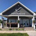 Restaurant homards La Capitainerie Rivière-la-Madeleine Ulocal produit local achat local