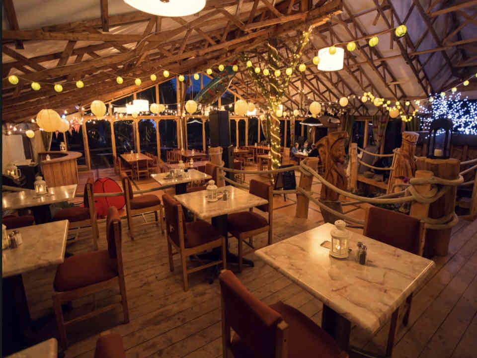 Bonaventure Adventures Summit Restaurant Ulocal local produce local purchase