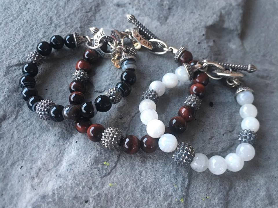 jewelry and accessories handmade pearl burgundy and black domoak repentigny quebec canada local products local purchase local products locavore tourist