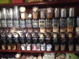 Épicerie fine Épicerie fine Le Vert Pistache Bonaventure Ulocal produit local achat local