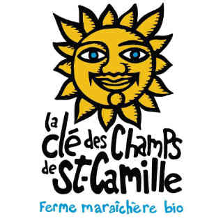 Farmers of organic fruit and vegetable family organic baskets La Clé des Champs Saint-Camille Ulocal local product local purchase